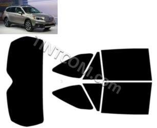 Pre Cut Window Tint - Subaru Outback-Legacy (5 doors, estate, 2014 - ...)  Solar Gard - Supreme series